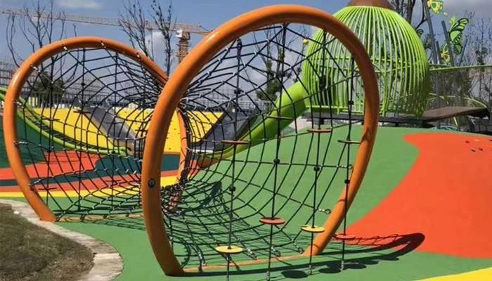 Custom Design Children Outdoor Park Playground Equipment