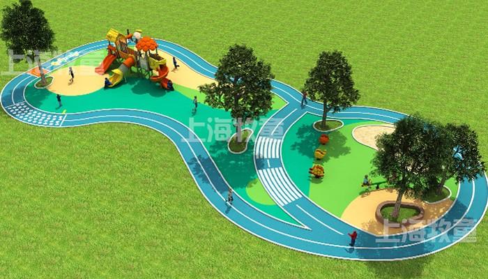 Custom Design Children Outdoor Playground