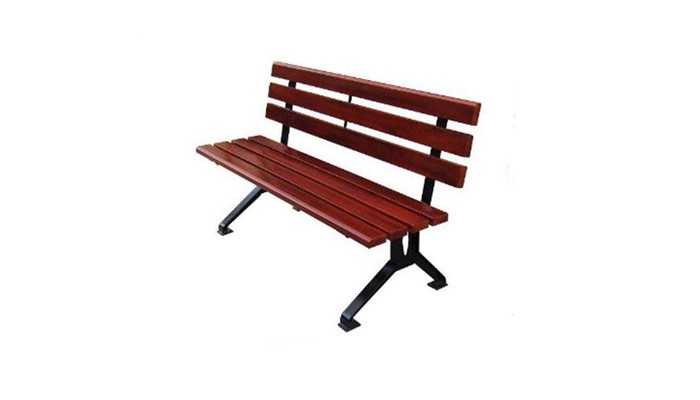 Wpc Garden Patio Bench