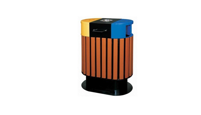 WPC Recycle Dustbin