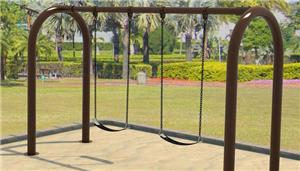 Outdoor Playground Swing Set