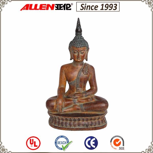 Disesuaikan resin Buddha patung