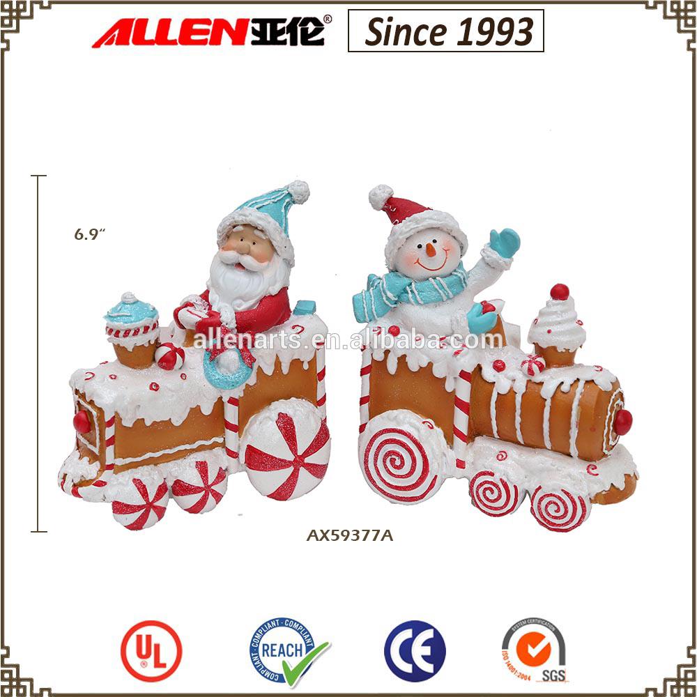 China polyresin christmas ornaments