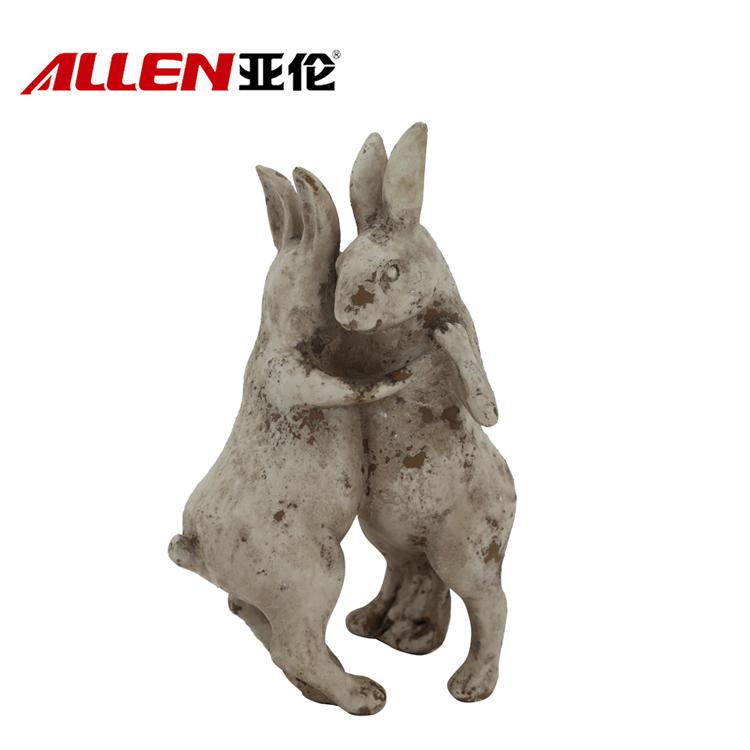 Harz rabbit Statuen