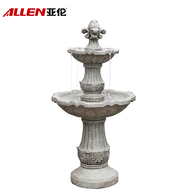 China outdoor fountain