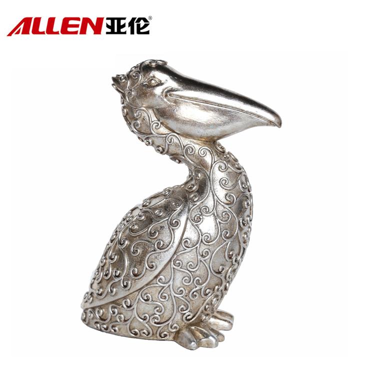 resina China estátua pelicano