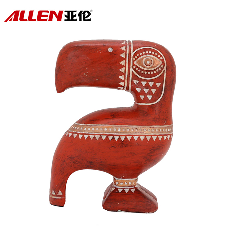 Chiny żywica rzeźby zwierząt