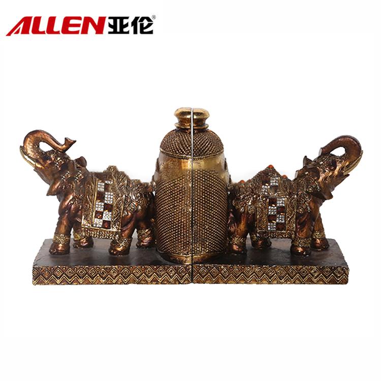 resina animais esculturas delimitador