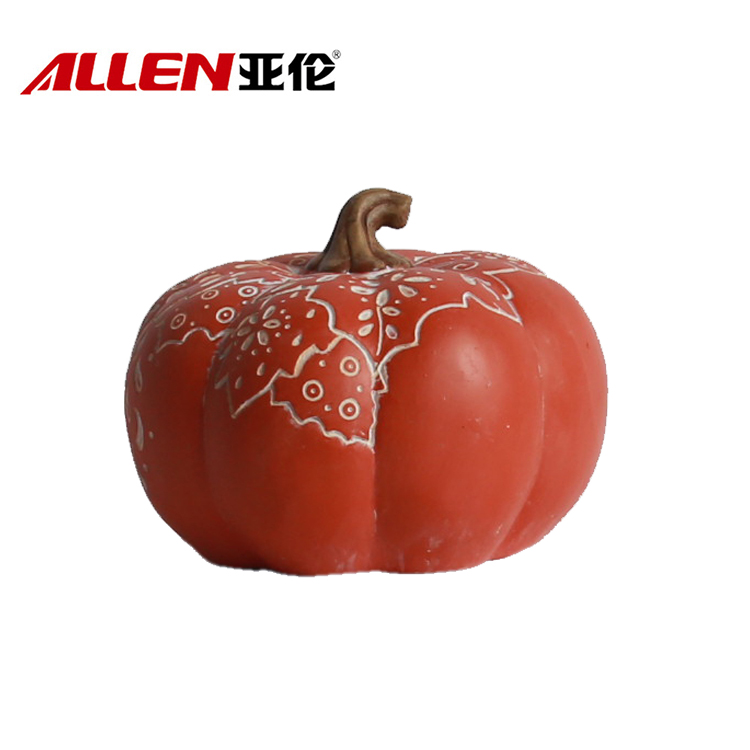 Polyresin Thanksgiving Pumpkin For Autumn