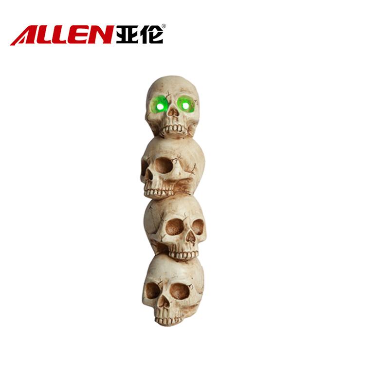 China MGO big size skull decor