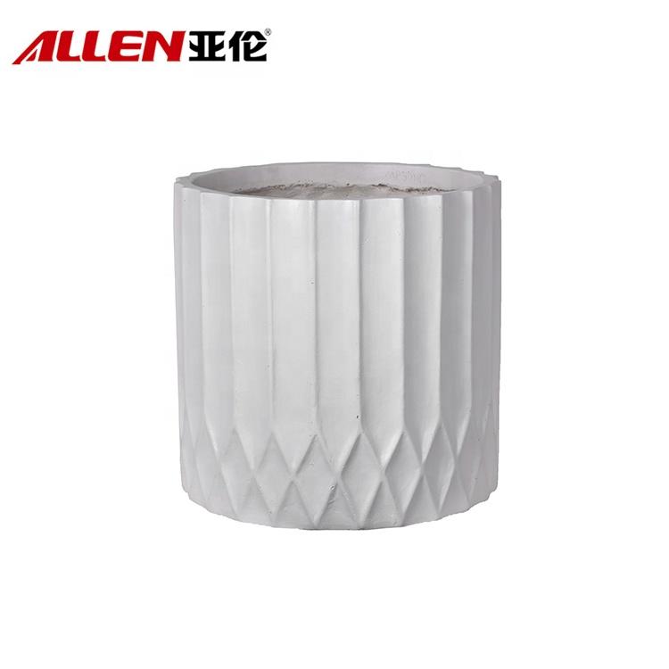 China fiberglass pots and planters
