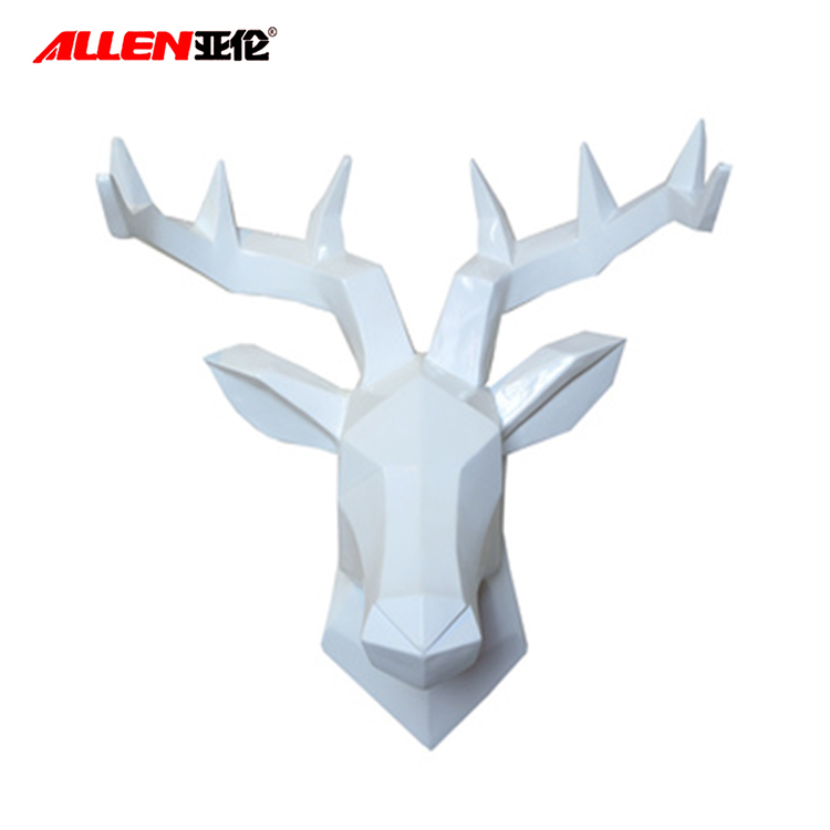 Deer head home decor