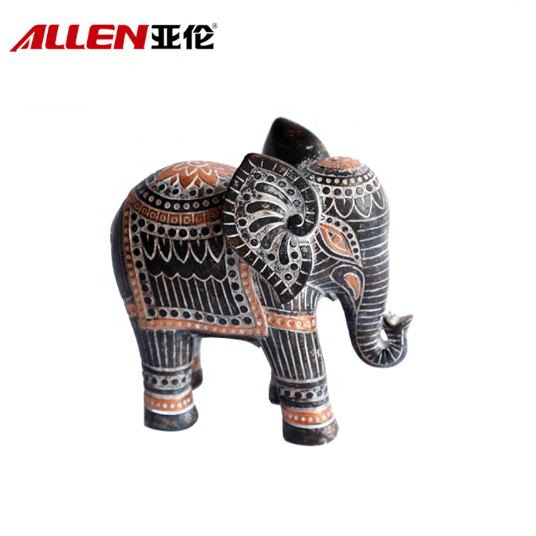 Eco Friendly Africa Style Home Office Desktop Decoration
