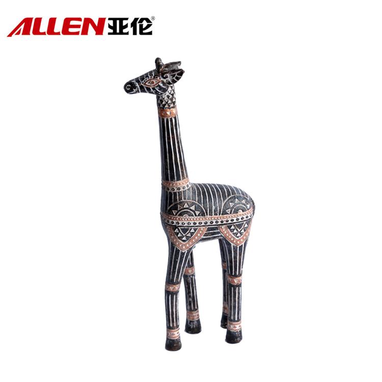 decoração girafa africano