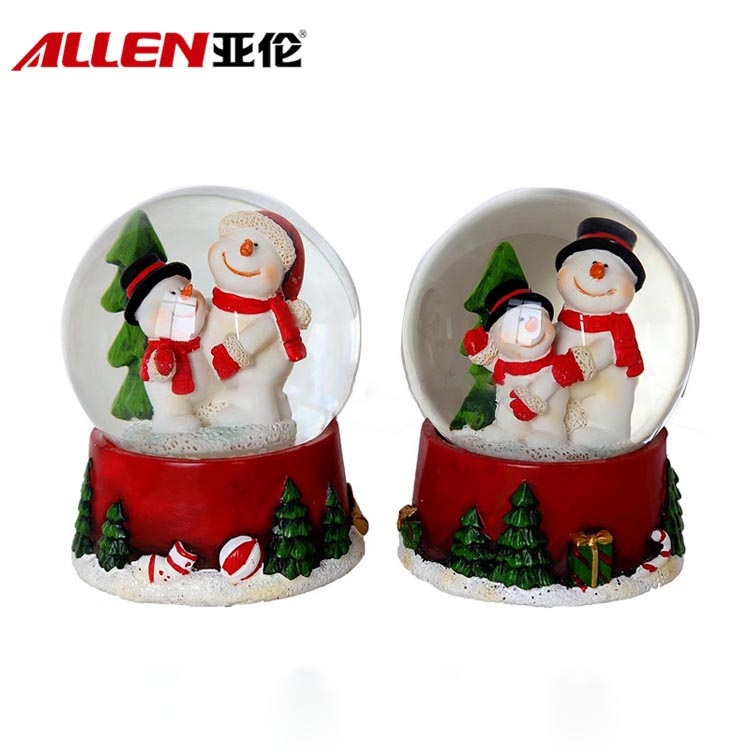 natal bola de neve
