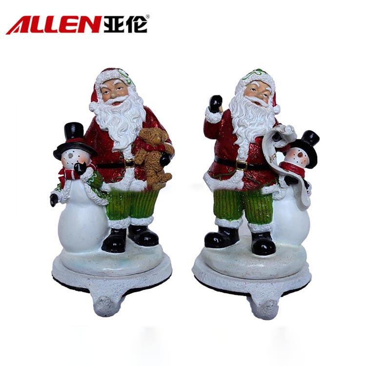 China resin christmas gift