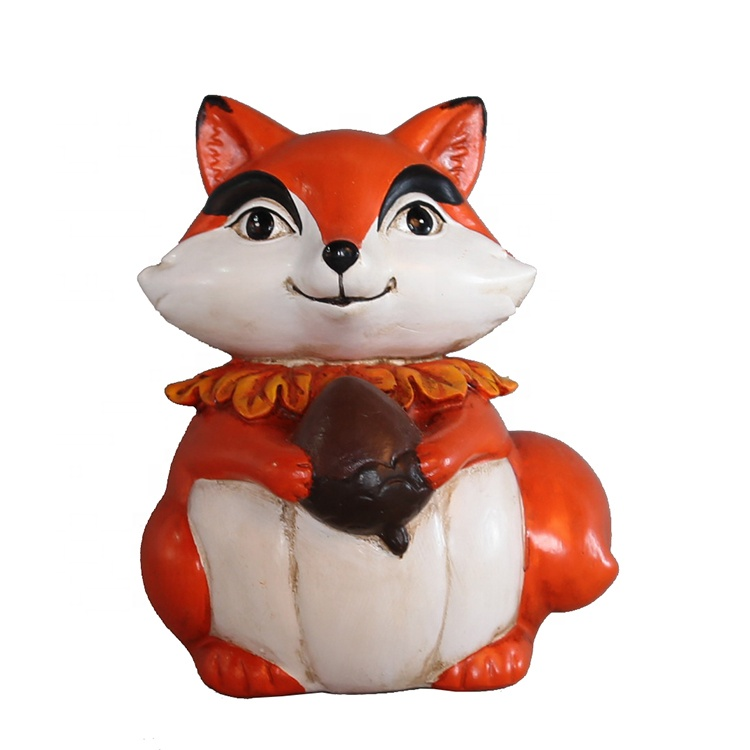 Ringraziamento Polyresin Animal Figurine