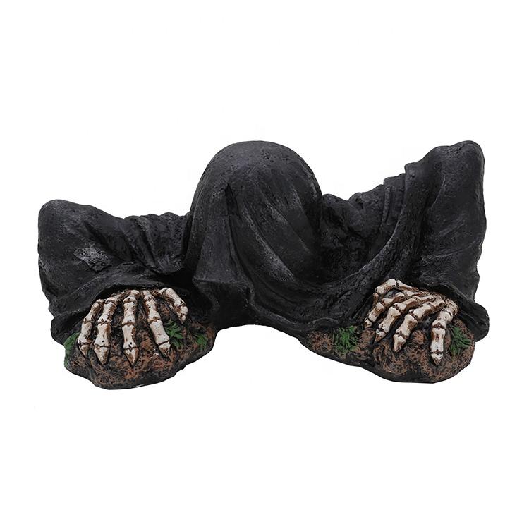 China halloween skull head