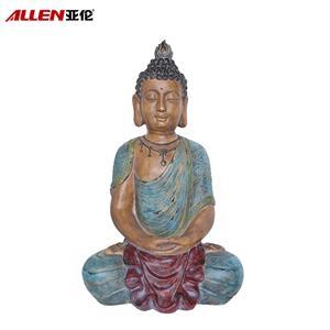 Item resin Buddha Patung Maintenance