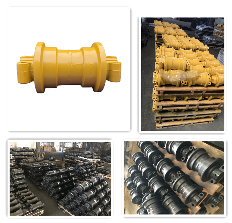 China EX55 carrier roller