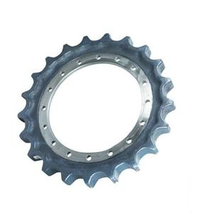 Excavator Undercarriage Parts E320 Sprocket For CAT