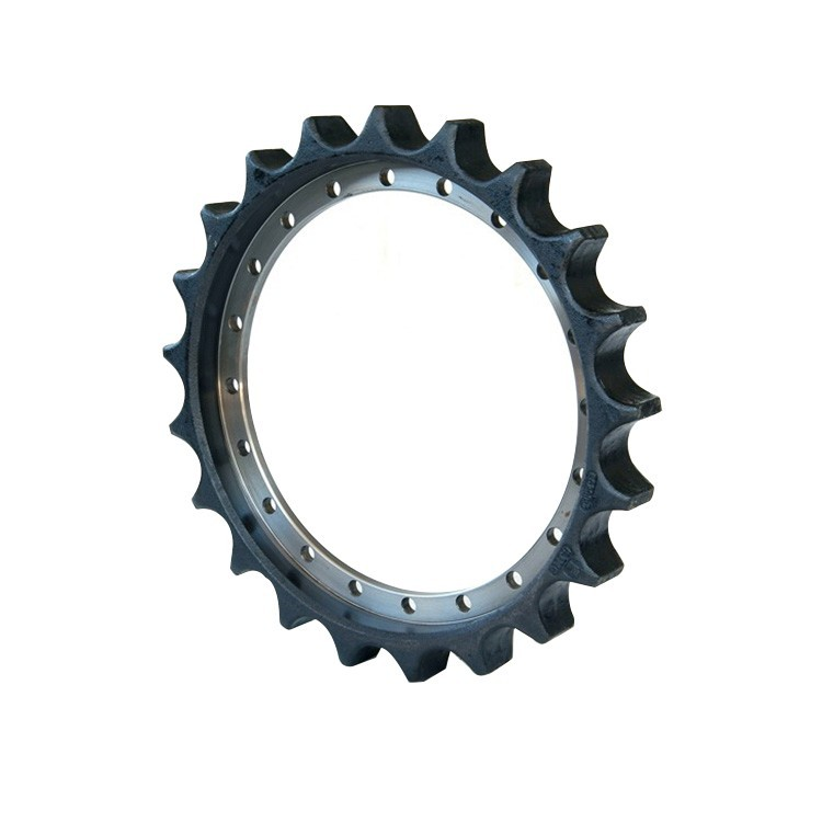 Excavator Undercarriage Parts PC200 Sprocket For KOMATSU