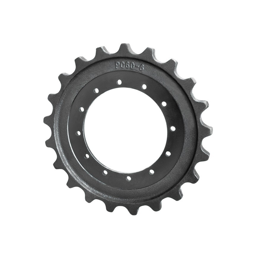 China PC60 sprocket parts