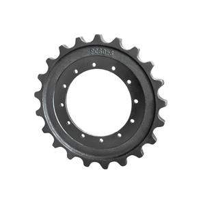Excavator Undercarriage Parts PC60 Sprocket For KOMATSU