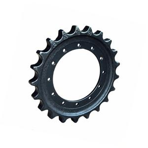 Excavator Undercarriage Parts EX60 Sprocket For HITACHI