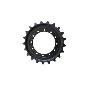 Excavator Undercarriage Parts R60 Sprocket For HYUNDAI