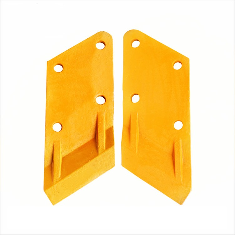 PC200 Bucket Side Cutter For KOMATSU Excavator Bucket Parts