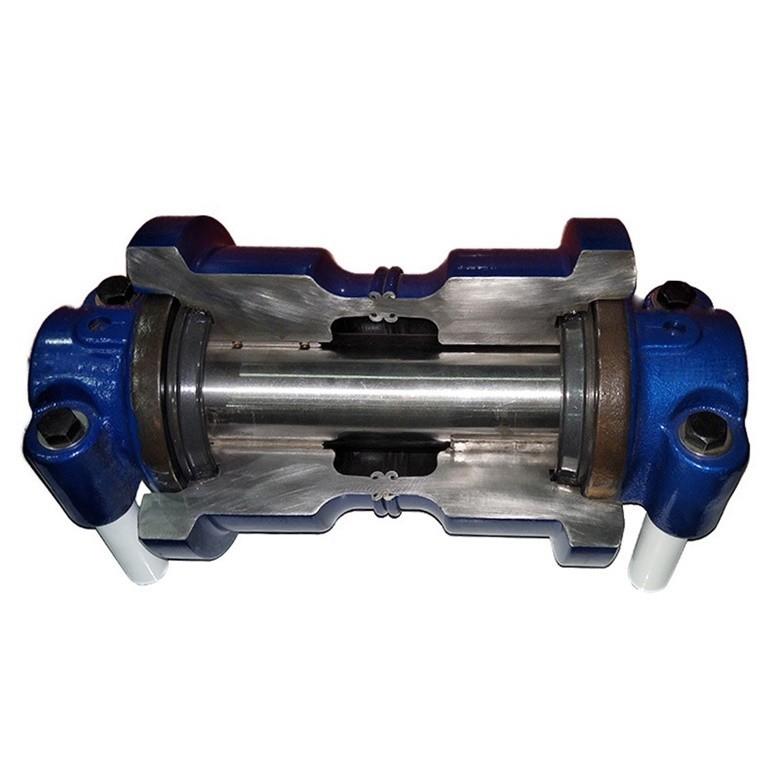 EX300 track roller