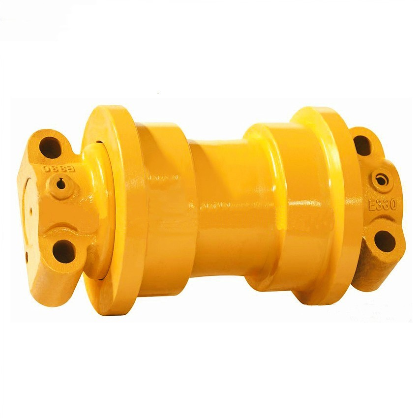 Excavator Undercarriage Parts E330 Track Roller For CAT