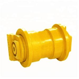 Excavator Undercarriage Parts R60 Track Roller For HYUNDAI