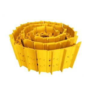 PC200 Track Shoe For KOMATSU Excavator Undercarriage Link Parts