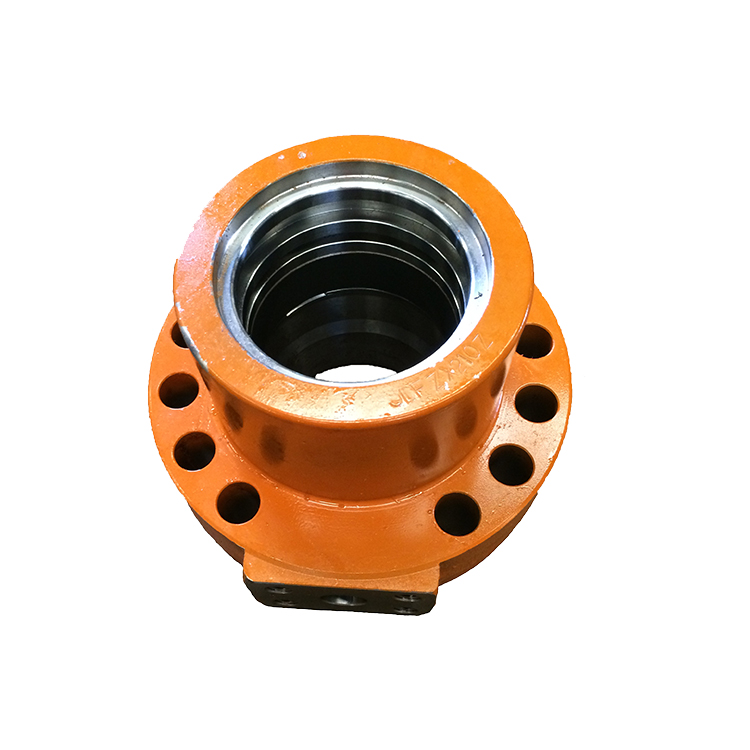 China PC200 Cylinder head parts