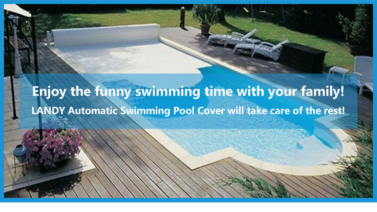 automatic retractable pool covers