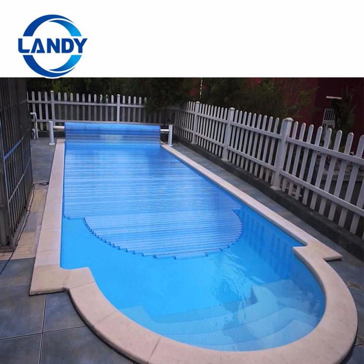 Landy (Guangzhou) Pool Cover Water installation
