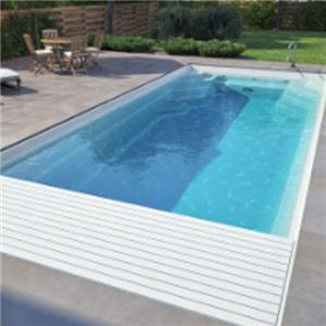 Retractable Load Bearing Remote Control Hidden Pool Cover