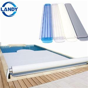 Automatic Inground Swimming Pool Cover Replacement