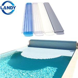 Peças semi-automáticas para cobertura de piscina