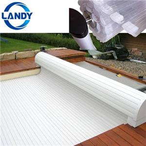 Automatic Solar Safety Pool Covers For Inground Pools