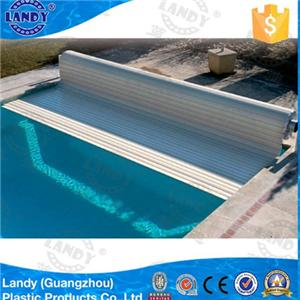 Remote Control Solar Indoor Thermal Heat Retention Hard Pool Cover