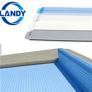 Automatic Slatted Swimming Pool Covers Enclosure Forclean