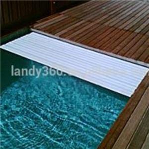 Solarbetriebene Kunststoff-Schwimmbeckenabdeckungen