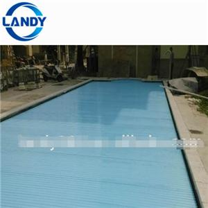 Hardtop Hartacryl Poolabdeckungen für Inground Pools