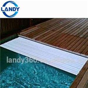 Dust-proof With Hard Swimming Pool Cover