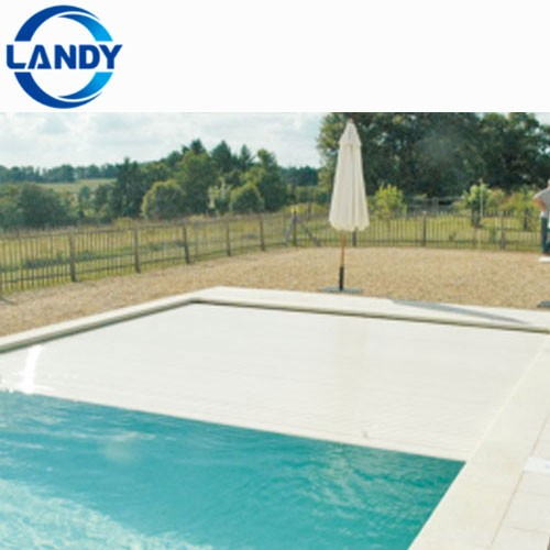 Smart Outdoor Open Air Swimming Pool Cover