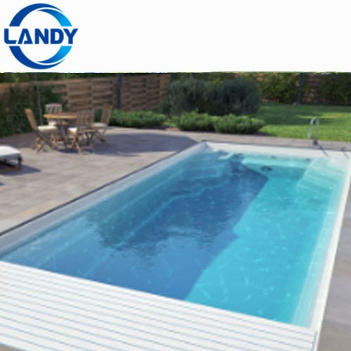 Hidden Hydramatic Power Pool Covers
