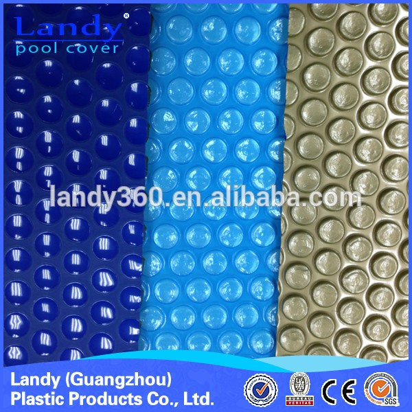 Double Side Two Color PE Swimming Pool Cover Winter Solar Plastic Pool Covers